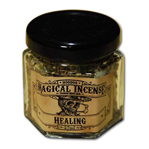 Hoodoo Räucherwerk Healing | Conjure Incense für EIN Heilungs-Ritual | Voodoo Ritual