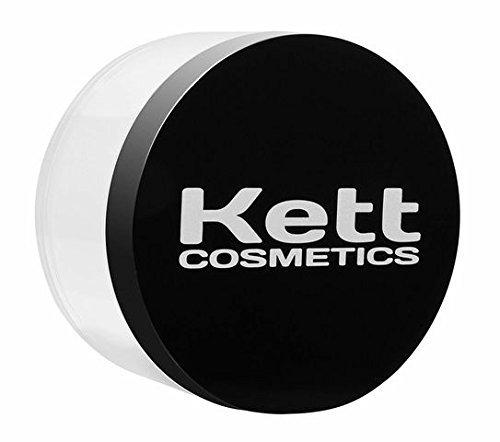Kett Sett Powder Loose - Ultra Translucent Setting Shine Control Face Powder - 2oz