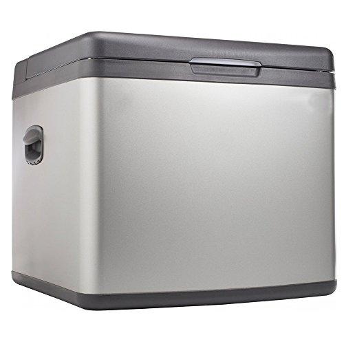 Hoogwaardige 12 V koelbox | 42 l koelbox | 230 V AC plus 12 V DC | personenauto vrachtwagen koelkast box