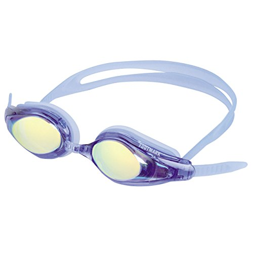FOOTMARK(フットマーク) スイミングゴーグル 水泳用 スイミングゴーグル オートマチックミラーゴーグル 202218 ブルー(10)