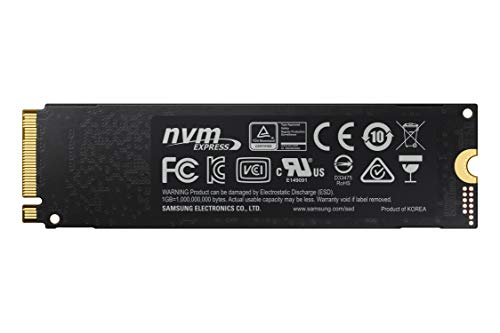 SAMSUNG 970 PRO SSD 1TB - M.2 NVMe Interface Internal Solid State...