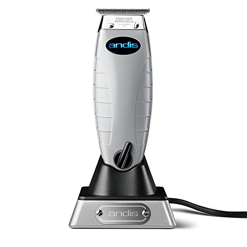Professional Cordless T-Outliner Beard/Hair, Trimmer, 1 Count - Andis 74000