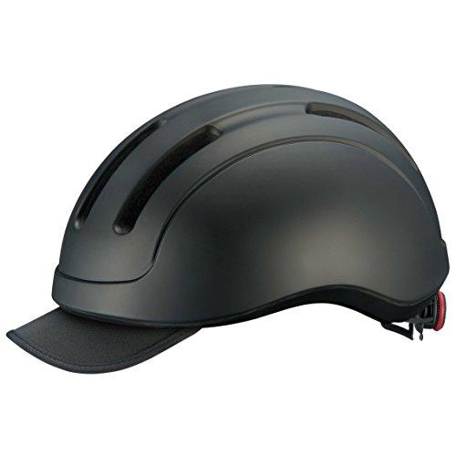OGK KABUTO(オージーケーカブト) ヘルメット CS-1 マットブラック M/L (頭囲 57cm~59cm)