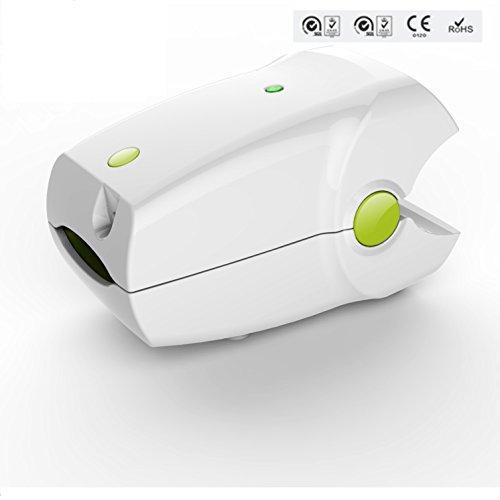 Home Care Wholesale® Ricaricabile Nail Fungo Laser Strumento di Trattamento per Onicomicosi Cure e Uso Domestico