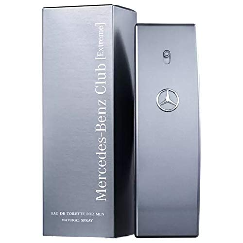 Merced-benz - Club extreme de mercedes benz Eau de Toilette Spray 50 ml