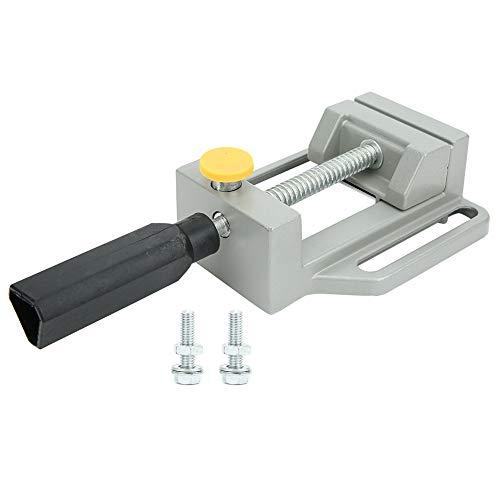 Abrazadera plana, herramienta de banco de grabado de abrazadera de mesa plana de liberación rápida de aleación de aluminio 袁