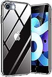 TORRAS iPhone SE2 用ケース iPhone8ケース 透明 iPhone7 用 耐衝撃 バンパー 10倍黄変防止 軽量 PC+TPU ハイブリッドケース あいふぉん7/8/SE(第二世代)用カバー クリスタル・クリア Diamond Series