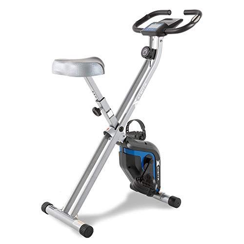 XTERRA Heimtrainer Fahrrad FB 160 (für Anfänger/klappbar)