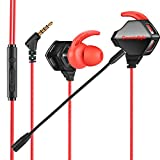 Cosmic Byte CB-EP-03 Gaming Earphone with Detachable Microphone for PC, PS4, Mobiles, Tablets