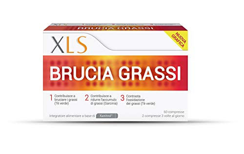 XL-S Medical Integratore Dimagrante Brucia Grassi - 60 Capsule