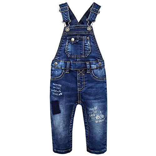 Mayoral - Jungen Latzhose Jeans, blau - 2.664, Größe 68