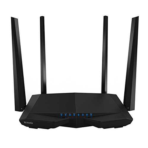 Router wireless Tenda AC6 Smart Router WiFi dual-band Gigabit (2,4 GHz 300 Mbps e 5 GHz 867 Mbps) Stabilità del segnale