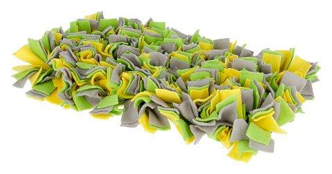 Kerbl Schnüffelteppich Hund - Schnüffel-Matte für Hunde - Interaktives Hunde-Spielzeug – Schnüffel-Wiese