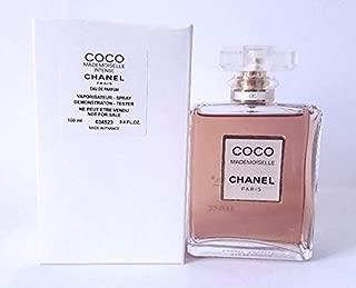 coco chanel perfume tester