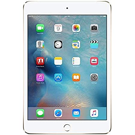Apple iPad Mini 4 32GB 4G - Oro - Desbloqueado (Reacondicionado)