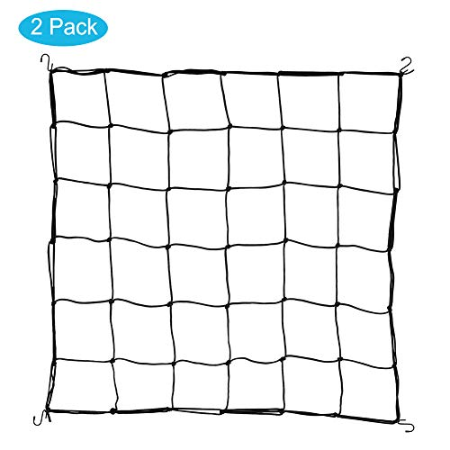 Zebery 2 Pack Trellis Netting for Grow Tents of Any Dimensions 8080cm