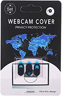 Webcam Privacy Cover, Ultra Thin Slider Design with Strong Adhesive, Suitable for Laptop, MacBook, MacBook Pro, MacBook Ai...