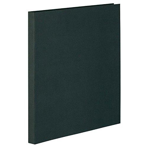 SEKISEI album tas curumine fotoalbum hoog transparant L300 bladen L 201~300 vellen zwart CUL-3301