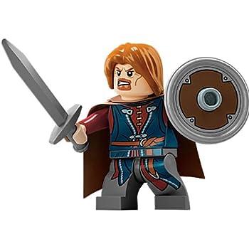 Lego Lord of the Rings Boromir Minifigure