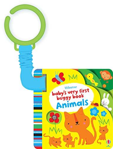 Watt, F: Baby's Very First Buggy Book Animals