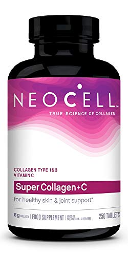 Neocell Super Collagen +C 6,000mg 250 Tablets