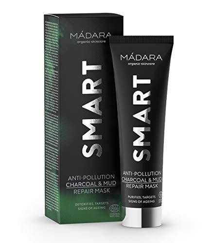 Madara Smart Anti-Pollution Charcoal&Mud Repair Mask