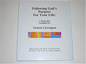 Following God's Purpose for Your Life: An Audio Book Based on