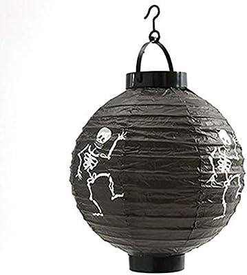 30 cm CePe Lampion Boule LED Solaire Lanterne en Organza Vert pour ext/érieur diam avec Suspension