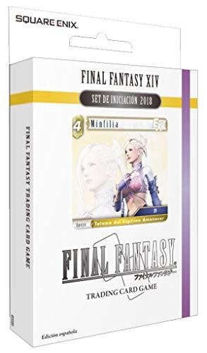 Final Fantasy TCG Mazo FF XIV 2018