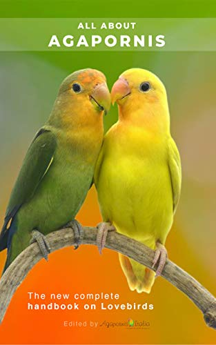All About Agapornis: The new complete handbook on Lovebirds (English Edition)