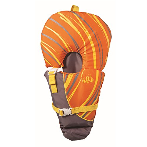 Review Of Full Throttle Infant Baby-Safe Life Jacket, Orange