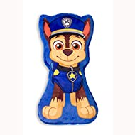 Official Paw Patrol Chase Design Kids Shaped Cushion Pillow | Stuffed Plush Shaped Pillow | Perfect ...