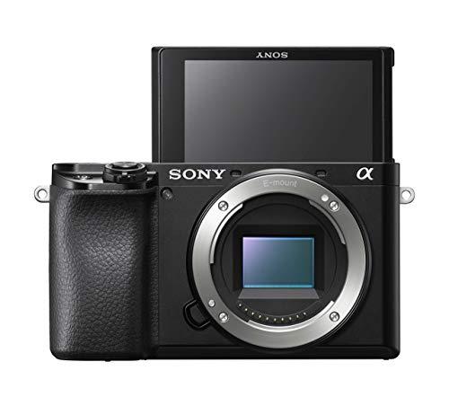 Sony Alpha A6100 Mirrorless Camera (Renewed)