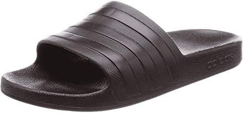 Adidas Adiletten Chanclas, color Negro, talla 42 EU