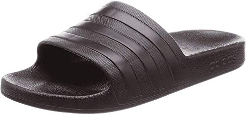 Adidas Adiletten Chanclas, color Negro, talla 37 EU