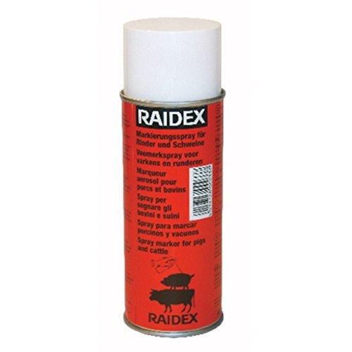 [EOL] Danto FBA: Viehzeichenspray 200 ml / rot Raidex