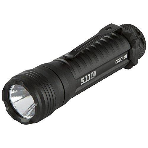 5.11 TMT A1 EDC Lampe de Poche, 130 lumens, Noir
