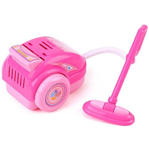 【𝐕𝐞𝐧𝐭𝐚 𝐑𝐞𝐠𝐚𝐥𝐨 𝐏𝐫𝐢𝐦𝐚𝒗𝐞𝐫𝐚】wosume Mini aspirador eléctrico para niños, regalo de juguete para electrodomésticos para niños