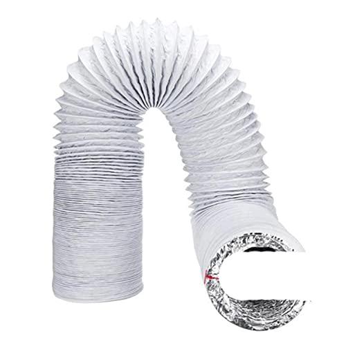 Tubo di scarico per condizionatore d'aria portatile Accessori per la decorazione della casa Diametro 5,9 pollici Tubo flessibile universale-150mmX2m, Australia