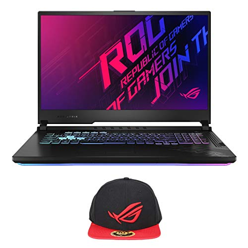 Compare ASUS ROG Strix G17 (G712LW-ES74) vs other laptops