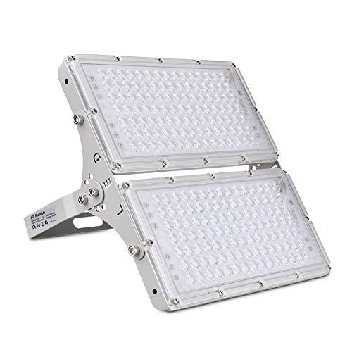 200W Focos LED Exterior, Sararoom 20000LM Foco LED, IP66 Focos Proyector LED,...