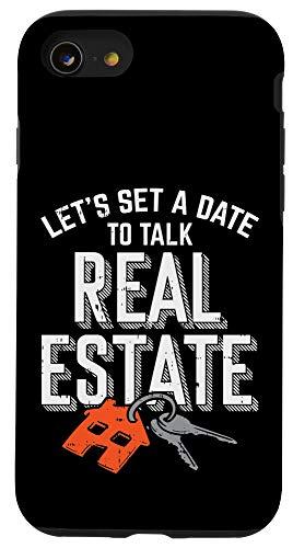 iPhone SE (2020) / 7 / 8 Set Date Talk Real Estate Agent Realtor Broker Investor Gift Case