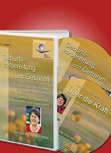 Geburtsvorbereitung und Gebären (DVD): Ein Lehrfilm für Hebammen, Geburtshilfe, Eltern und Interessierte
