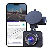 Nexar Beam GPS | Full HD 1080p Dash Cam | 2021 Model | 32 GB SD Card Included | Unlimited Cloud Storage | Parking Mode | WiFi