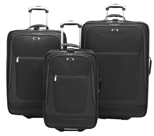 Skyway Epic 25 Inch 2 Wheel Expandable Upright, Black, Checked-Medium 25-Inch