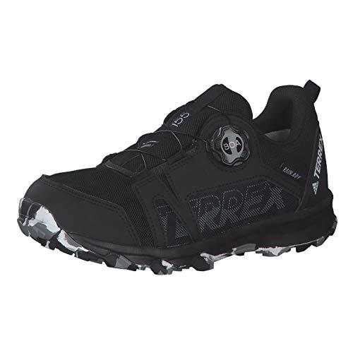 adidas Jungen Unisex Kinder Terrex Agravic Boa Laufschuh, Core Black Footwear White Grey Three, 30 EU