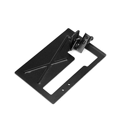 Raguso Soporte de Amoladora Angular de Acero Engrosado Soporte de la máquina de Corte Base 2-3cm Ajustable para Trabajar la Madera o la Industria Cómodo de Usar