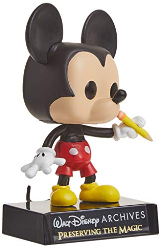Funko- Pop Disney: Archives-Classic Mickey Figura Coleccionable, Multicolor (49890)