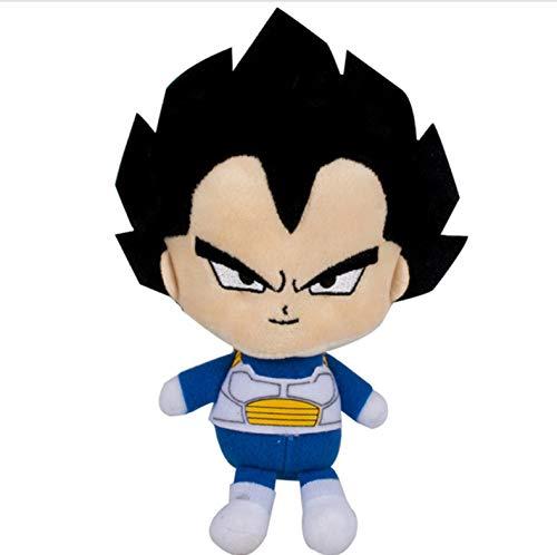 lili-nice Peluche Dragon Ball Piccolo Vegeta Son Gohan Goku Trunks Vegeta Peluches De Peluche Muñeca Cumpleaños Niños Niños 18Cm