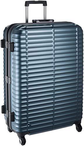 [プロテカ] スーツケース 日本製 ストラタム サイレントキャスター 保証付 80L 68 cm 5kg ブルーグレー